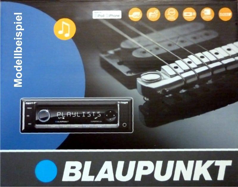 Komplettset CD Radio mit Bluetooth
