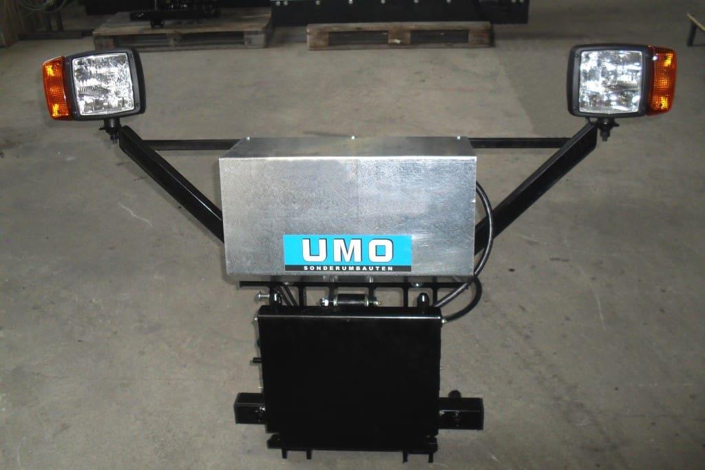 Hydraulikbock mit Beleuchtung