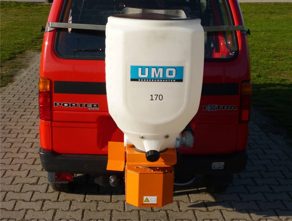 Salzstreuer LS  E170 – 170 Liter